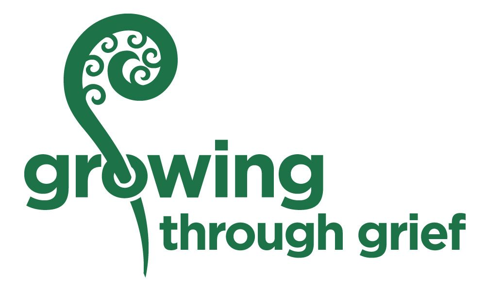 Going Through Grief Logo